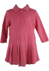 Tommy Hilfiger Dresses -  Tommy Hilfiger Baby GirlsToddler Girls 2 Pc. Adria Longsleeve Pink Shirt Dress