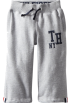 Tommy Hilfiger Pants -  Tommy Hilfiger Boys 2-7 Blake Sweatpant Grey Heather