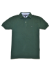 Tommy Hilfiger T-shirts -  Tommy Hilfiger Classic Fit Men Polo T-shirt British Green