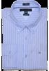 Tommy Hilfiger Long sleeves shirts -  Tommy Hilfiger Men Custom Fit Striped Long Sleeve Logo Shirt Light blue/pink/white