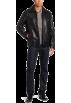 Tommy Hilfiger Jacket - coats -  Tommy Hilfiger Men's Open-Bottom Classic Jacket Black