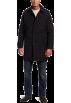 Tommy Hilfiger Jacket - coats -  Tommy Hilfiger Men's Trench Coat Black