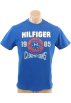 Tommy Hilfiger T-shirts -  Tommy Hilfiger Mens Regular Fit Short Sleve T-Shirt Blue