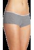 Tommy Hilfiger Underwear -  Tommy Hilfiger Women's Classic Boy Short, Navy Stripe, Large