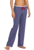 Tommy Hilfiger Pants -  Tommy Hilfiger Women's Logo Waistband Pajama Pant Fireworks