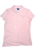 Tommy Hilfiger T-shirts -  Tommy Hilfiger Women's Polo Shirt in Solid Pale Pink (Ladies)
