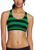 Tommy Hilfiger Underwear -  Tommy Hilfiger Women's Sports Bra Green Rugby