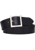 Tommy Hilfiger Belt -  Tommy Hilfiger Women's Square Buckle Belt Black