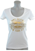 Tommy Hilfiger T-shirts -  Tommy Hilfiger Womens Solid Color Graphic T-Shirt White
