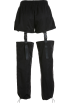 FECLOTHING Capri & Cropped -  Two wearing tooling trousers fashion str