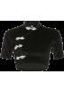 FECLOTHING Košulje - kratke -  Vintage Chinese style buckle top