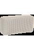 Amazon.com Clutch bags -  Whiting & Davis Bubble Box Minaudiere Clutch Silver