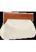 Amazon.com Clutch bags -  Whiting & Davis Heidi 1-4133GR Clutch Pearl