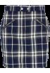 FECLOTHING Skirts -  Wild Plaid Short Skirt