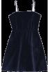 ZAFUL Dresses -  Zipper Corduroy Mini Dress