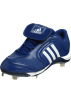 adidas Sneakers -  adidas Men's Excelsior 6 Low Baseball Cleat Royal/white/silver