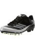 adidas Sneakers -  adidas Men's Scorch X FT Low Football Cleat Black/White/Slime