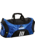 adidas Torbe -  adidas Striker Medium Duffel Bag Cobalt/Black