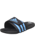 adidas Sandals -  adidas Women's Adissage W Sandal Black/Fresh Splash/Black