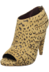 Amazon.com Sandals -  botkier Women's Tina Sandal Leopard