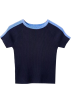 FECLOTHING T-shirts -  knitted quick-drying fitness clothes