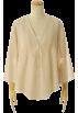BEAMS(ビームス) 长袖衫/女式衬衫 -  BEAMS シフォンタックレースオーバー