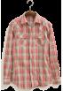 JOURNAL STD(ジャーナルスタンダード) 长袖衫/女式衬衫 -  JOURNAL STANDARD ヴィンテージCHECKウェスタンシャツ