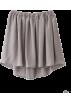 KBF(ケービーエフ) スカート -  KBF+ シフォンギャザースカート