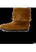 URBAN RESEARCH アーバンリサーチ 靴子 -  UR×MINNETONKA フリンジブーツ