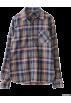 URBAN RESEARCH アーバンリサーチ 长袖衫/女式衬衫 -  UR インドコットンチェックシャツ