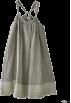 Kagure(かぐれ) ワンピース・ドレス -  かぐれ ギャザーワンピース