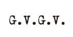 G.V.G.V.(ジーヴィジーヴィ)